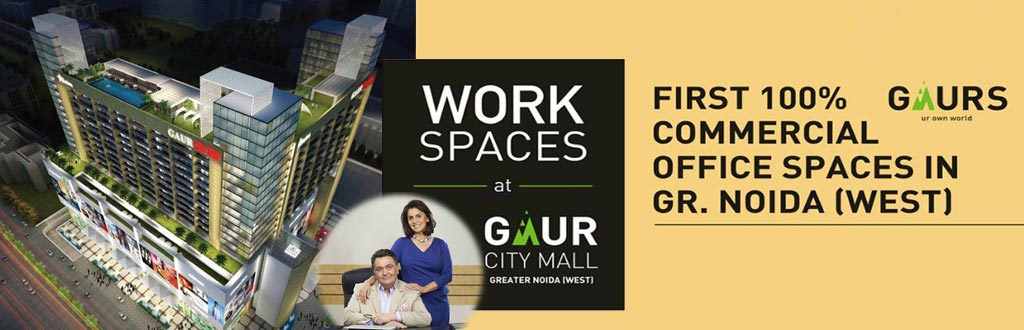 Gaur City Mall, Greater Noida (West)