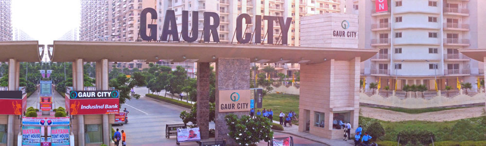Gaur City 1st Avenue